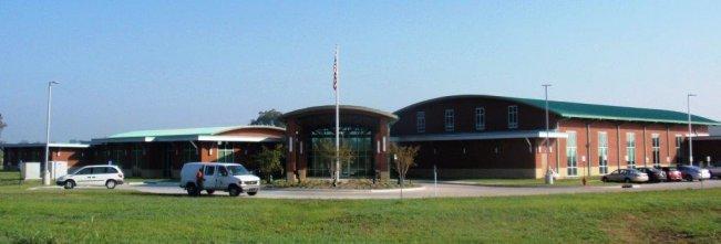 Iberville MSA Academy Exterior