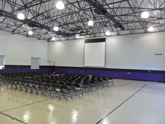 Iberville MSA Academy Gym